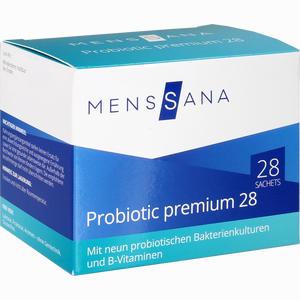 Abbildung von Probiotic Premium 28 Menssana Beutel 28 Stück