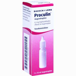Abbildung von Proculin Augentropfen  10 ml