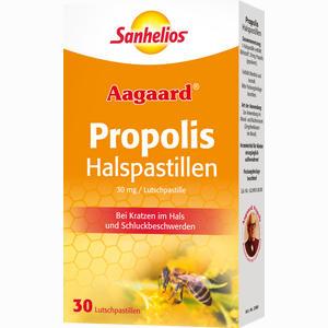 Abbildung von Propolis Halspastillen  30 Stück