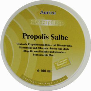 Abbildung von Propolis Salbe Aurica  100 ml