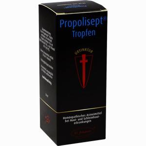 Abbildung von Propolisept Urtinktur Tropfen 50 ml