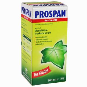 Abbildung von Prospan Hustensaft  100 ml