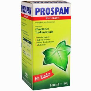 Abbildung von Prospan Hustensaft  200 ml