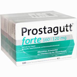 Abbildung von Prostagutt Forte 160/120mg Kapseln 2 x 100 Stück