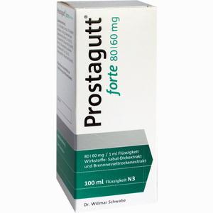Abbildung von Prostagutt Forte 80/60mg Fluid 100 ml
