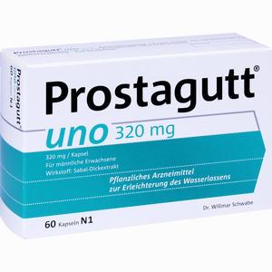Abbildung von Prostagutt Uno Kapseln 60 Stück