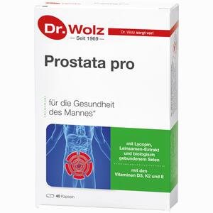 Abbildung von Prostata Pro Dr. Wolz Kapseln  2 x 20 Stück