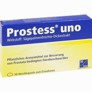 Abbildung von Prostess Uno Kapseln 50 Stück