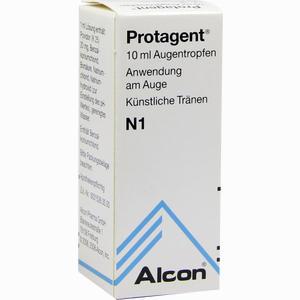 Abbildung von Protagent Augentropfen 10 ml