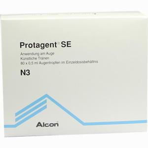 Abbildung von Protagent Se Augentropfen 80 x 0.5 ml