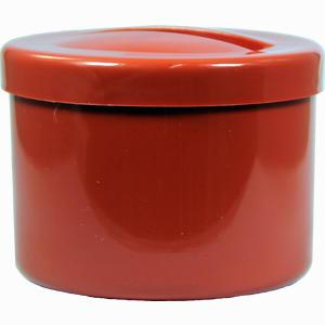 Abbildung von Prothesenbehälter Lachsrot 1 Stück