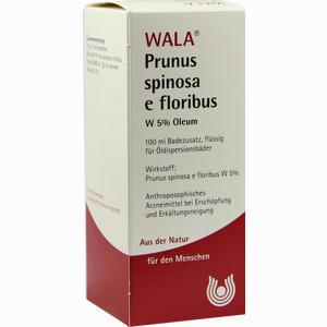 Abbildung von Prunus Spinosa El Foribus W 5 Oleum Bad 100 ml