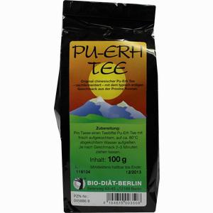 Abbildung von Pu-erh-tee Bio-diät Tee 100 g