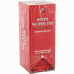Abbildung von Pu-erh-tee in Teebeutel Tee 20 x 2 g