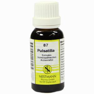 Abbildung von Pulsatilla Kompl Nestm 87 Dilution 20 ml