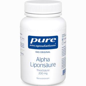 Abbildung von Pure Encapsulations Alpha Liponsäure Kapseln 120 Stück