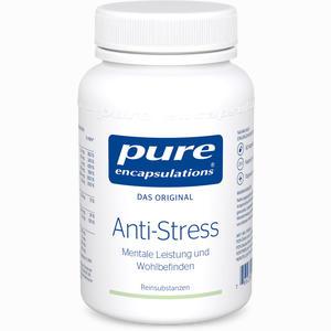Abbildung von Pure Encapsulations Anti- Stress Pure 365 Kapseln 60 Stück