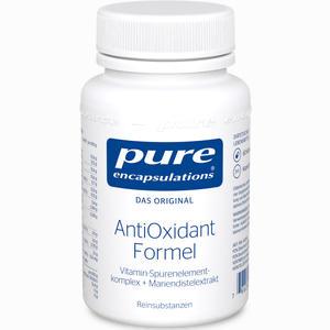 Abbildung von Pure Encapsulations Antioxidant Formel Kapseln 60 Stück