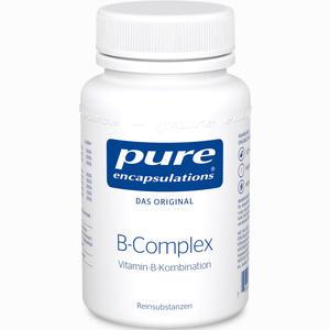 Abbildung von Pure Encapsulations B- Complex Kapseln 120 Stück