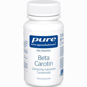 Abbildung von Pure Encapsulations Beta Carotin Kapseln 90 Stück