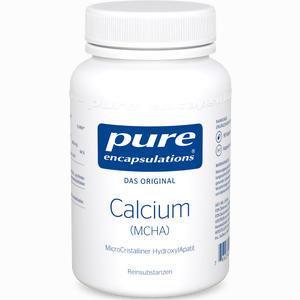 Abbildung von Pure Encapsulations Calcium (mcha) Kapseln 90 Stück