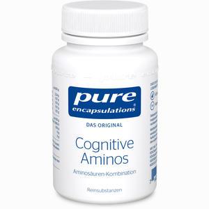 Abbildung von Pure Encapsulations Cognitive Aminos Kapseln 60 Stück
