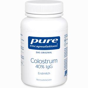 Abbildung von Pure Encapsulations Colostrum 40% Igg Kapseln 90 Stück