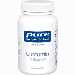 Abbildung von Pure Encapsulations Curcumin mit Bioperine Kapseln 60 Stück