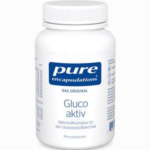 Abbildung von Pure Encapsulations Gluco Aktiv Kapseln 60 Stück