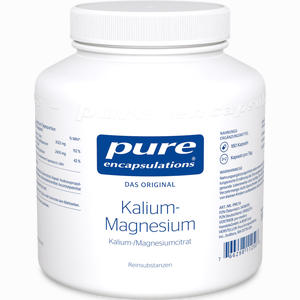 Abbildung von Pure Encapsulations Kalium- Magnesium (citrat) Kapseln 180 Stück
