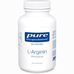 Abbildung von Pure Encapsulations L- Arginin Kapseln 90 Stück