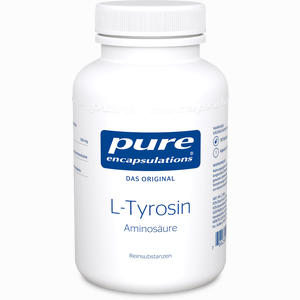 Abbildung von Pure Encapsulations L- Tyrosin Kapseln 90 Stück