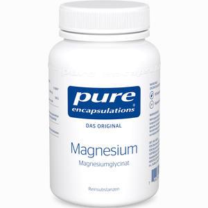 Abbildung von Pure Encapsulations Magnesium (magnesiumglycinat) Kapseln 90 Stück