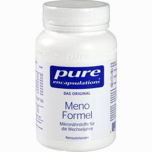 Abbildung von Pure Encapsulations Meno Formel Kapseln 60 Stück