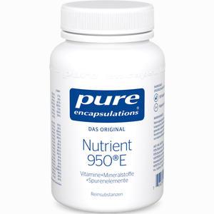 Abbildung von Pure Encapsulations Nutrient 950e Kapseln 90 Stück