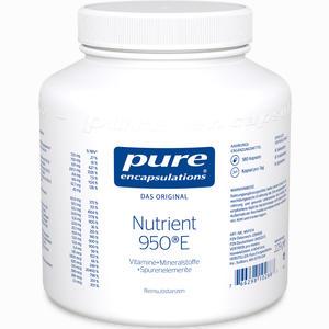 Abbildung von Pure Encapsulations Nutrient 950e Kapseln 180 Stück