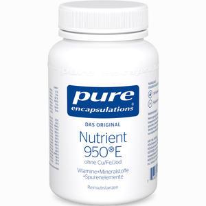 Abbildung von Pure Encapsulations Nutrient 950e Ohne Cu/Fe/Jod Kapseln 90 Stück