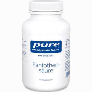 Abbildung von Pure Encapsulations Pantothensäure Kapseln 90 Stück
