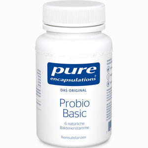 Abbildung von Pure Encapsulations Probio Basic Kapseln 60 Stück