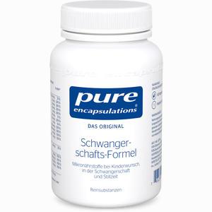 Abbildung von Pure Encapsulations Schwangerschafts- Formel Kapseln 60 Stück