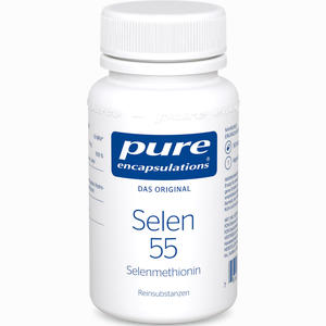 Abbildung von Pure Encapsulations Selen 55 (selenmethionin) Kapseln 90 Stück