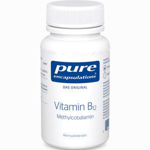 Abbildung von Pure Encapsulations Vitamin B12 (methylcobalamin) Kapseln 90 Stück