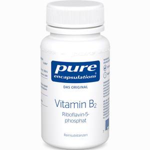 Abbildung von Pure Encapsulations Vitamin B2 (riboflavin- 5- Phosphat) Kapseln 90 Stück
