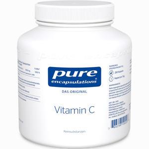 Abbildung von Pure Encapsulations Vitamin C Kapseln 250 Stück