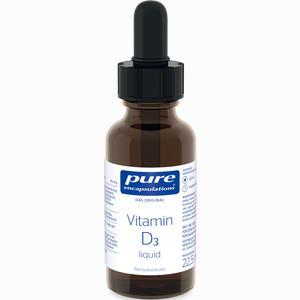Abbildung von Pure Encapsulations Vitamin D3 Liquid 22.5 ml