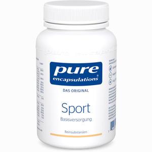 Abbildung von Pure Encapulations Sport Pure 365 Kapseln 60 Stück