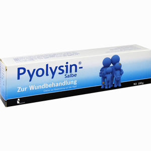 Abbildung von Pyolysin Salbe 100 g
