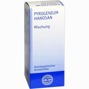 Abbildung von Pyrogenium Hanosan Tropfen 50 ml