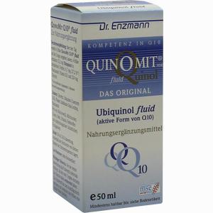 Abbildung von Quinomit Q10 Fluid Tropfen 50 ml