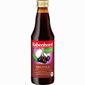 Abbildung von Rabenhorst Aronia Bio Muttersaft 330 ml